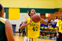 Parkdale High Alumni Game 2014